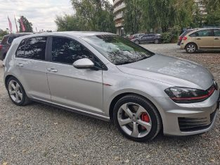 Vând VW Golf GTI, 2015