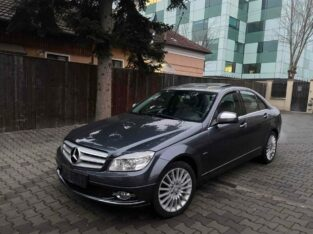 Vând Mercedes-benz Clasa C C 200, 2008