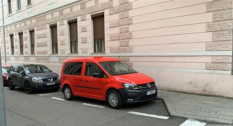 Vând VW Caddy, 2016