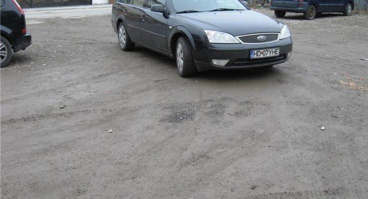 Vând Ford Mondeo, 2005