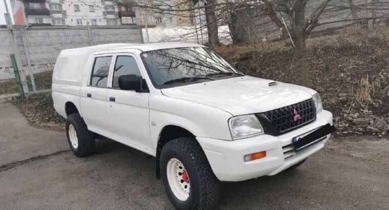 Vând Mitsubishi L200, 2003