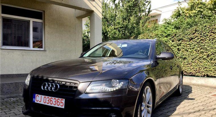 Vând Audi A4 B8, 2010