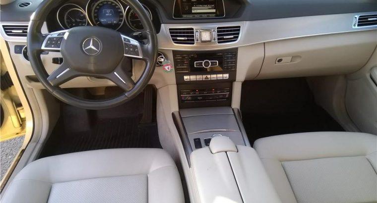 Vând Mercedes-benz Clasa E 200, 2014
