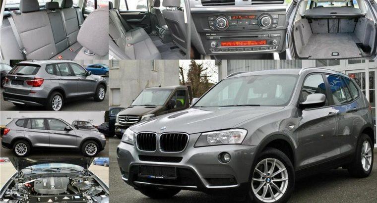 Vând Bmw X3 Carte Service AUTOMAT 4×4 Xdrive , Bmw F25 SUV, 2012