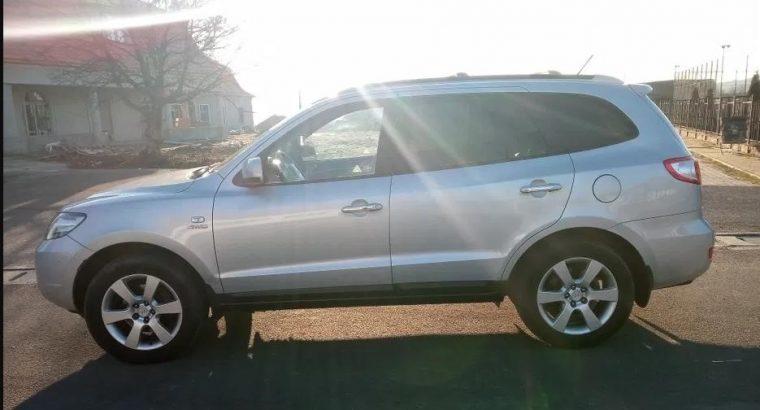 Vând Hyundai Santa Fe, 2008