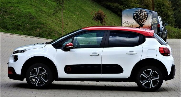 Vând Citroen C3 shain 2018 Garantie 2022