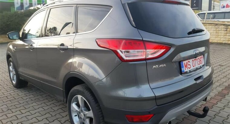 Vând Ford Kuga 4×4 Titanium 163 Cp Automat Xenon Navi, 2013