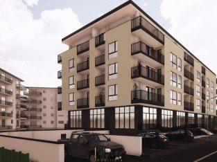 Vând apartament 3 camere, 2 bai, zona Florilor, finalizare 2021!