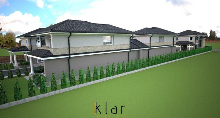 Vând casa individuala 120 mp utili, cu curte libera de 200 mp !