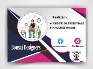 Creare site web și Magazine online